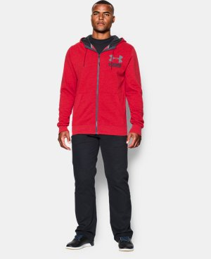 Men's UA Sportstyle Fleece Hoodie LIMITED TIME: FREE SHIPPING  $56.99