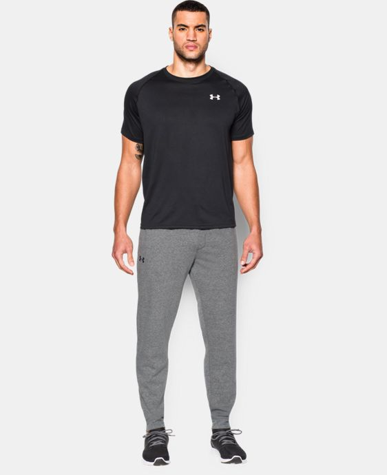 Men's UA Sportstyle Fleece Jogger Pants LIMITED TIME: FREE U.S. SHIPPING 1 Color $54.99
