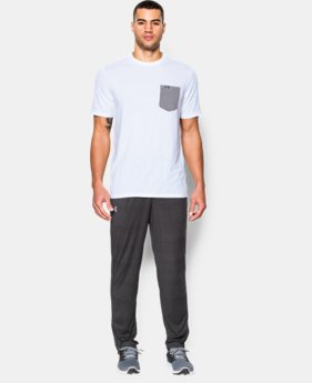 Men's UA Tri-Blend Pocket T-Shirt  6 Colors $32.99