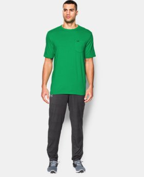 Men's UA Tri-Blend Pocket T-Shirt  2 Colors $32.99