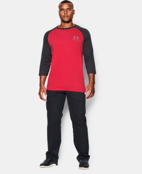 Men's UA ¾ Sleeve T-Shirt