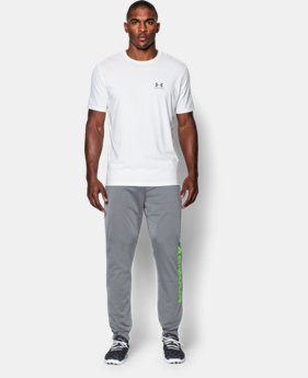 Men's UA Lightweight Graphic Warm-Up Pants – Tapered Leg