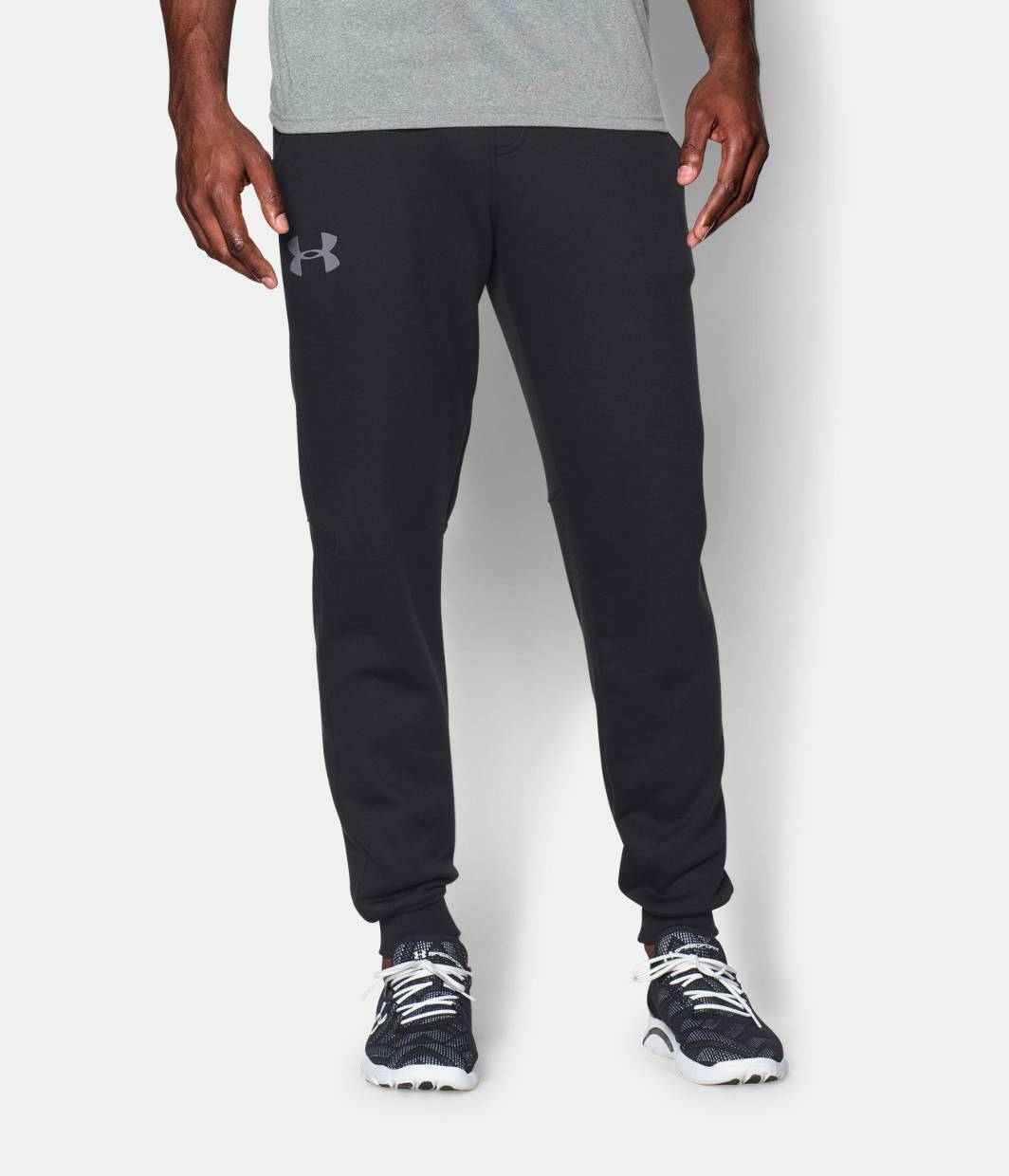 Under Armour Mens Time Travelin 2 Joggers Black Small