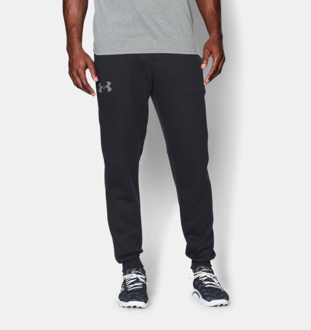 f023a1869850 Men s UA Rival Fleece Joggers