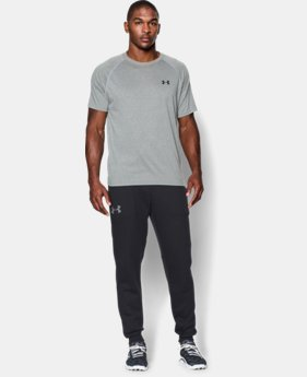 Best Seller Men's UA Rival Fleece Joggers  1  Color Available $49.99