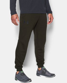 Men's UA Rival Fleece Joggers  1 Color $49.99
