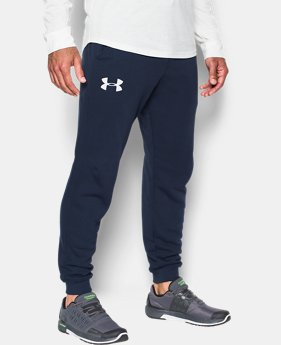 Best Seller Men's UA Rival Fleece Joggers  1 Color $49.99