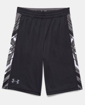 Boys' UA Lacrosse Knit Shorts