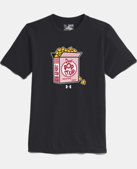 Boys' UA Pop It Up T-Shirt