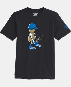 Boys' UA Baseball Peanut T-Shirt