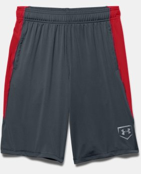 Boys' UA 9 Strong Training Shorts