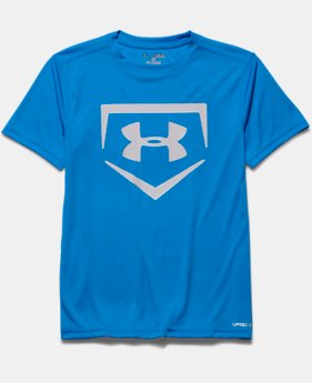 Boys' UA 9 Strong Show Me Sweat T-Shirt