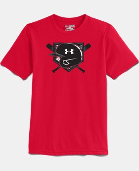 Boys' UA 9 Strong T-Shirt