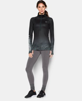 Women's UA ColdGear® Sublimated Cozy ½ Zip  1 Color $74.99