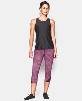 Women's UA Studio Go To Tank LIMITED TIME: FREE U.S. SHIPPING 1 Color $26.99