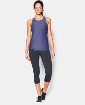 Women's UA Studio Go To Tank LIMITED TIME: FREE U.S. SHIPPING 1 Color $20.24 to $33.99
