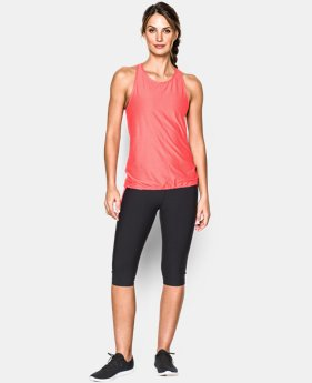Women's UA Studio Go To Tank   $26.99