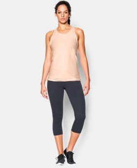 Women's UA Studio Go To Tank  1 Color $26.99