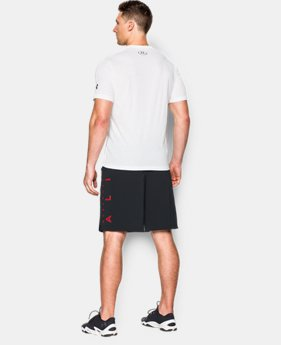 Men's UA x Muhammad Ali HIIT Shorts  1 Color $37.99