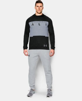 Men's UA x Muhammad Ali Terry Hoodie  1 Color $56.99