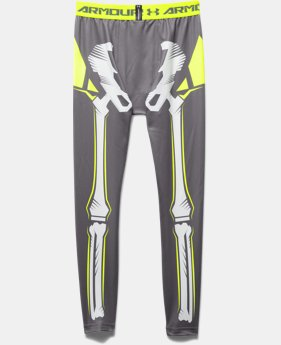 Boys' UA Bone Cold ColdGear® Legging