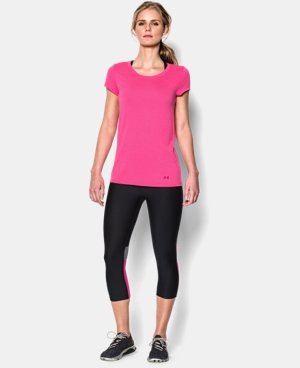 Women's UA Favorite T-Shirt LIMITED TIME: FREE U.S. SHIPPING 1 Color $21.99 to $22.99