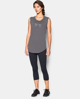 Women's UA Studded Logo T-Shirt