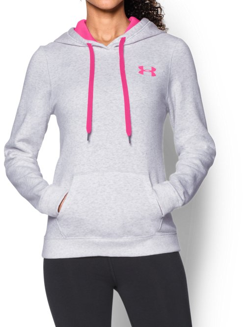 d44d7ad169f3 This review is fromWomen s UA Rival Fleece Hoodie.