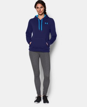 Women's UA Rival Fleece Hoodie  1 Color $33.99