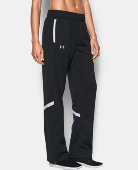 Women's UA Qualifier Knit Warm-Up Pants  2 Colors $64.99