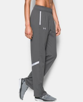 Women's UA Qualifier Knit Warm-Up Pants  4  Colors Available $64.99