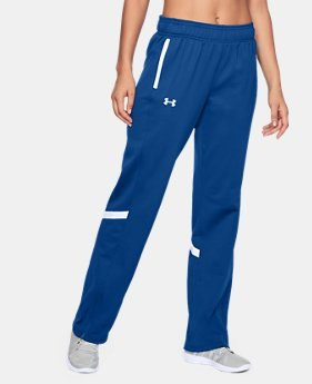 Women's UA Qualifier Knit Warm-Up Pants  1  Color Available $64.99