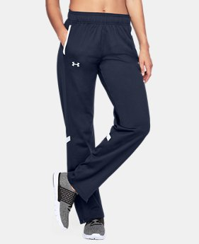 Women's UA Qualifier Knit Warm-Up Pants  1  Color Available $74.99