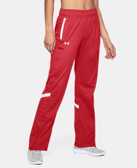 Women's UA Qualifier Knit Warm-Up Pants  4 Colors $74.99