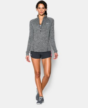 Best Seller Women's UA Tech™ ½ Zip Twist  8 Colors $44.99