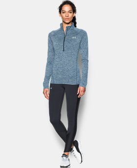 Women's UA Tech™ 1/2 Zip Twist  3 Colors $20.99 to $33.99