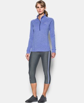 Best Seller Women's UA Tech™ 1/2 Zip Twist LIMITED TIME: FREE U.S. SHIPPING 2 Colors $44.99