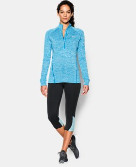 Women's UA Tech™ ½ Zip Twist