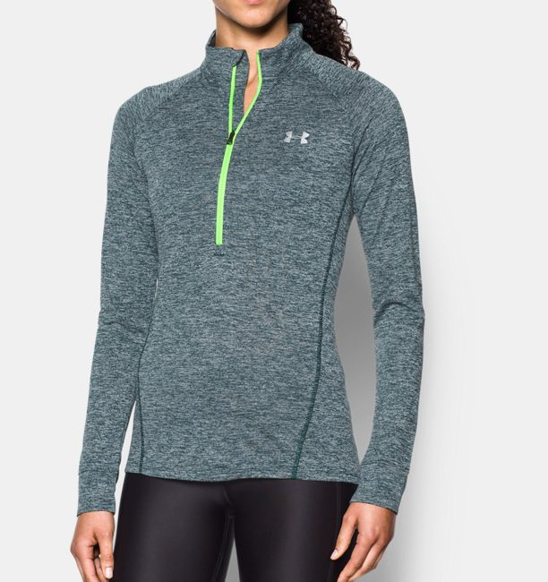 fd7d0ccb Women's UA Tech™ 1/2 Zip Twist | Under Armour US