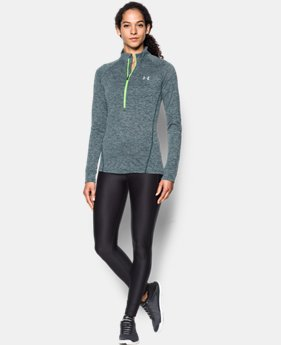 Women's UA Tech™ 1/2 Zip Twist LIMITED TIME OFFER 1 Color $31.49