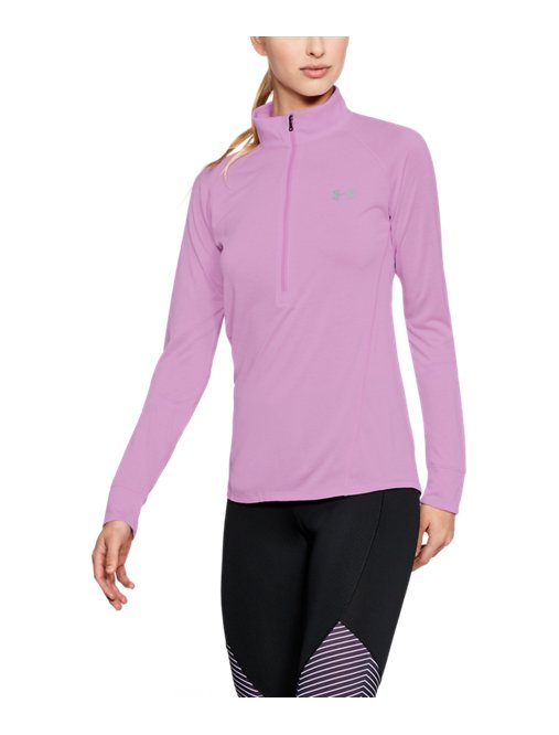 8d92d741 This review is fromWomen's UA Tech™ 1/2 Zip Twist.
