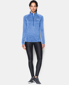 Best Seller Women's UA Tech™ 1/2 Zip Twist  2 Colors $26.99 to $33.99