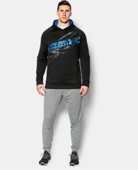 Men's UA Storm Armour® Fleece Graphic Hoodie