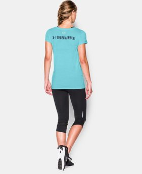 Women's UA Back Graphic T-Shirt