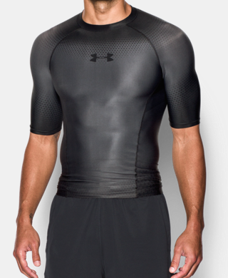 Men's UA Charged Compression Short Sleeve Shirt