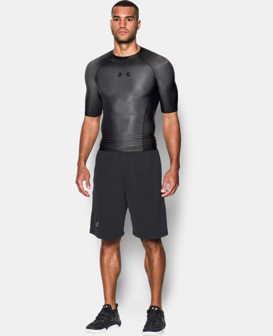 Men's UA Charged Compression Short Sleeve Shirt  1 Color $99.99