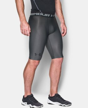 New Arrival Men's UA Charged Compression Shorts LIMITED TIME: FREE SHIPPING 1 Color $89.99