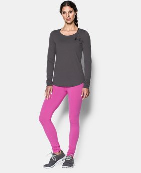 Women's UA Stripe Long Sleeve