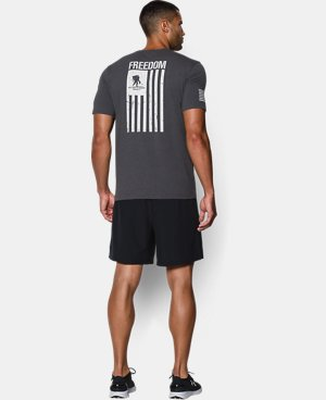 Men's WWP Freedom Flag T-Shirt LIMITED TIME: FREE U.S. SHIPPING 1 Color $24.99