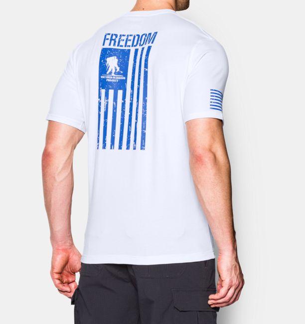 Men s WWP Freedom Flag T-Shirt  2816e2a6e